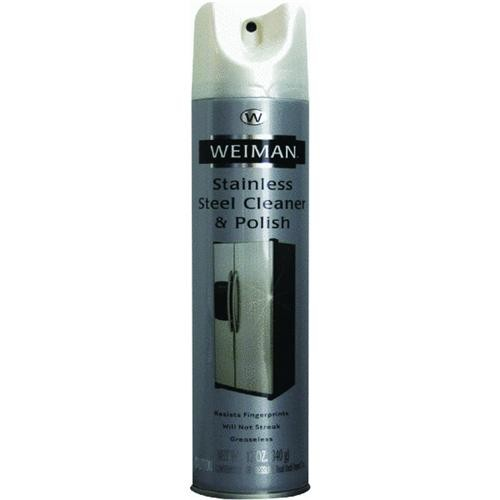 Weiman Products LLC Stainless Steel Aerosol Cleaner