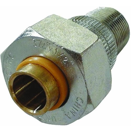 Mueller/B & K Low Lead Male Insulating (Dielectric) Union