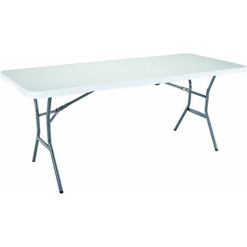 Lifetime/Xiamen 6' Fold-In-Half Table