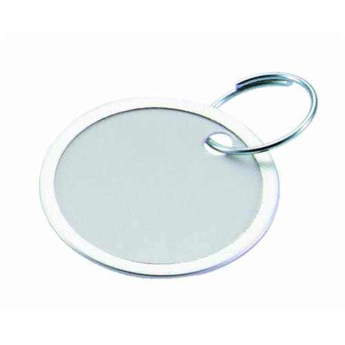 Lucky Line Paper Key Tag With Ring