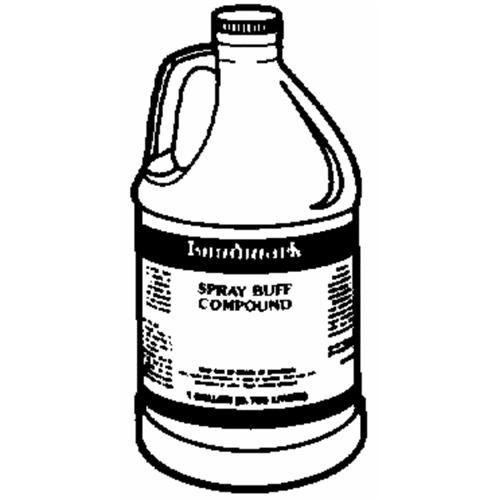 Lundmark Wax Spray Buff Compound Floor Wax