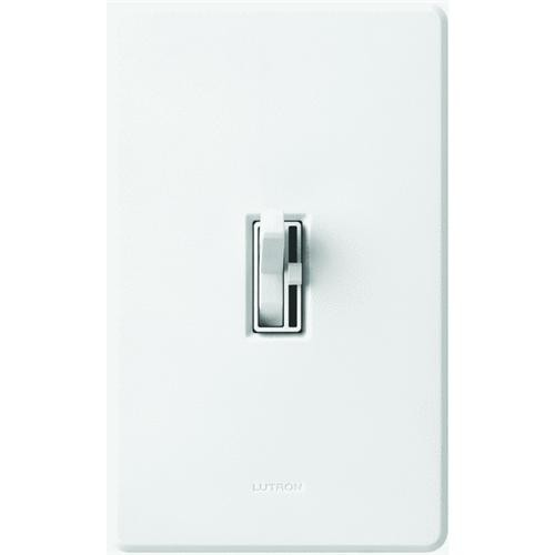 Lutron Slide Toggle Dimmer Switch For CFL And LED Bulbs