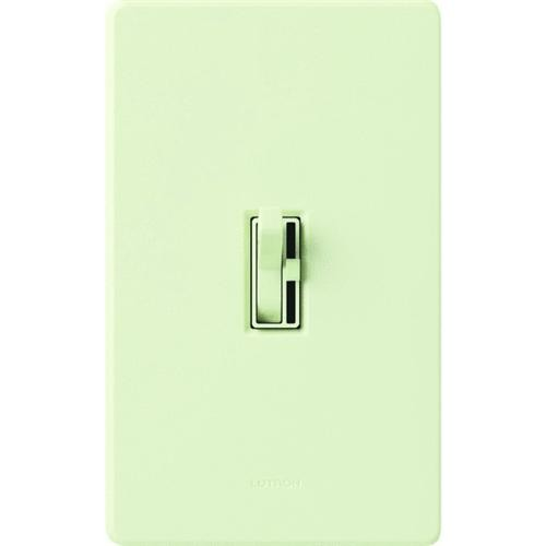 Lutron Single Pole Toggle Slide Dimmer Switch