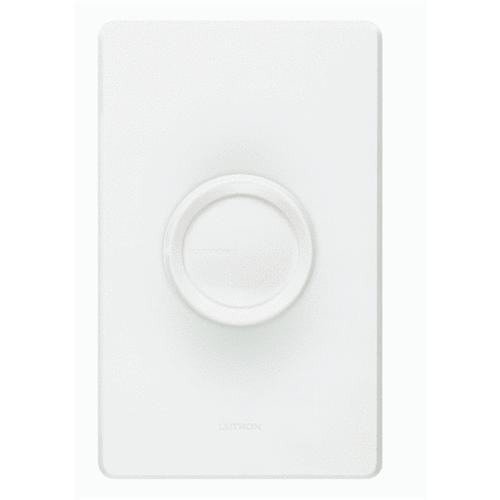 Lutron Push On-Off Rotary/Dimmer Switch With Night-light