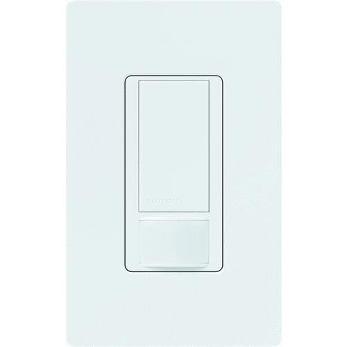 Lutron White Motion Wall Switch