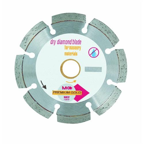 M.K. Diamond Prod. MK304D Dry Cutting Diamond Blade