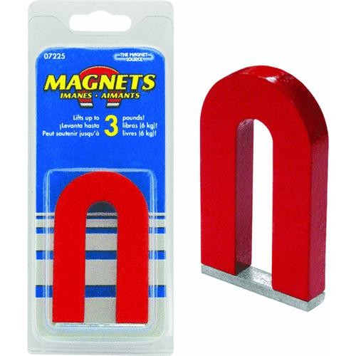 Master Magnetics Horseshoe Heavy-Duty Alnico Power Magnet