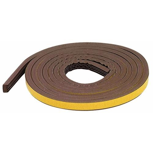 M-D Building Products Extreme Temperature Extra Large Gap Rubber Weatherstrip