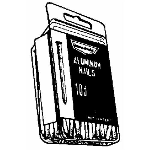 Kaiser Aluminum Aluminum Alloy Redwood Siding Nails