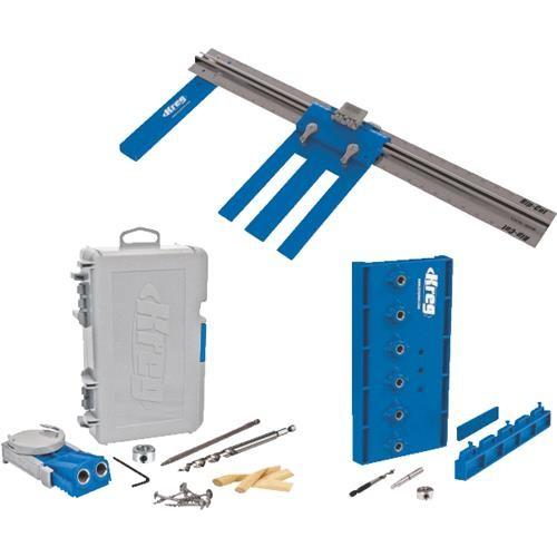 Kreg Tool Kreg DIY Woodworking Jig Project Kit