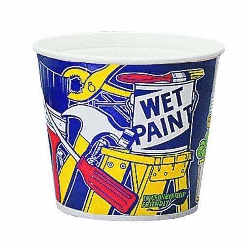 Leaktite Corp. Paper Paint Pots