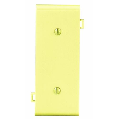 Leviton Sectional Blank Wall Plate Center Panel