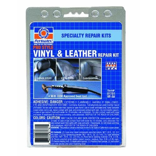 ITW Global Brands Vinyl And Leather Repair Kit