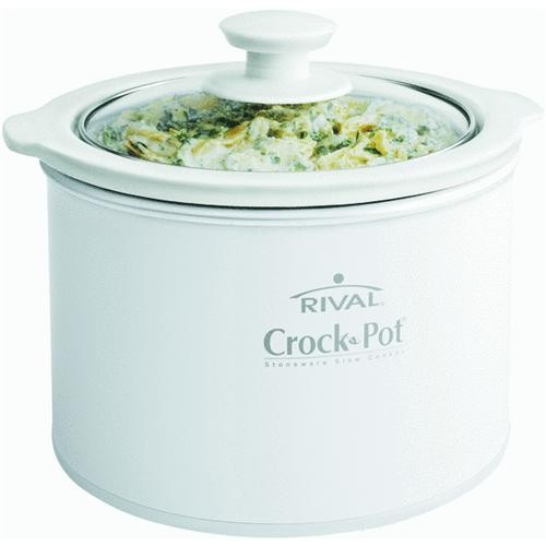 Jarden Consumer Solutions Rival 1.5 Quart Dip Master Slow Cooker