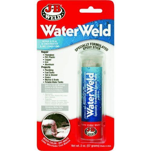 J-B Weld JB Weld WaterWeld Epoxy