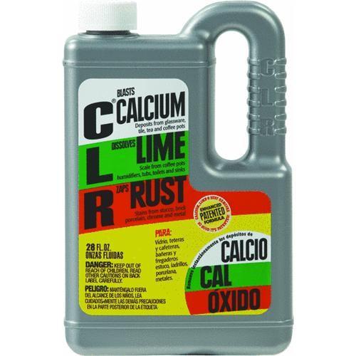 Jelmar CLR Enhanced Calcium, Lime And Rust Remover