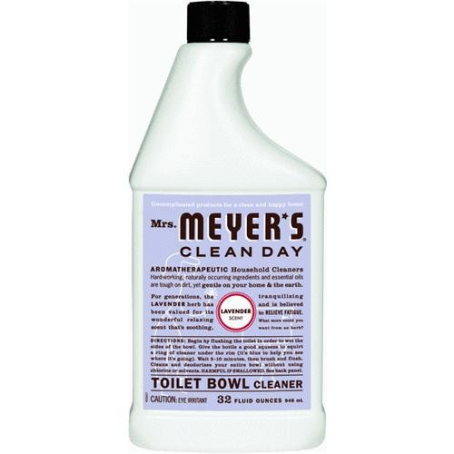 Johnson S C Inc Mrs. Meyer's Toilet Bowl Cleaner