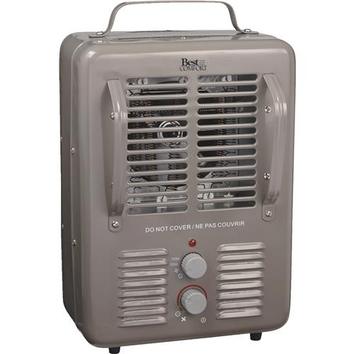Do it Best Global Sourcing Best Comfort Milkhouse Heater w/Tip-Over Switch