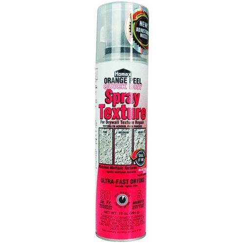 Homax Group Inc Orange Peel And Splatter Spray Texture