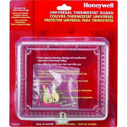 Honeywell International Locking Thermostat Guard