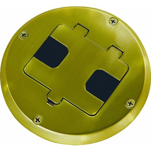 Hubbell Floor Box Outlet Kit