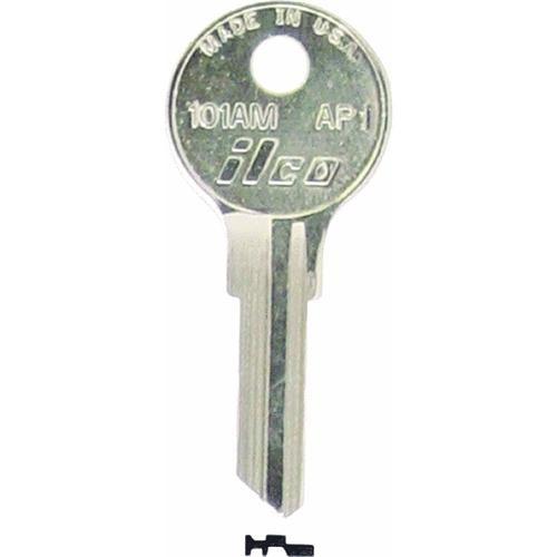 Ilco Corp. ILCO APS File Cabinet Key