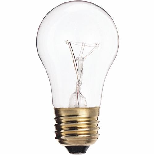 SATCO PRODUCTS, INC. Satco A15 Incandescent Appliance Light Bulb