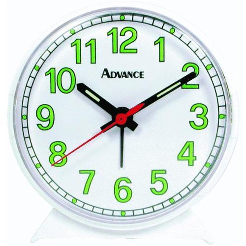 Geneva Clock Company Keywound Alarm Clock