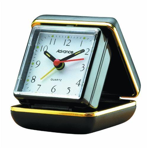 Geneva Clock Company Advance Travel Alarm Clock