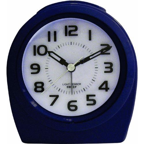 Geneva Clock Company Battery Operated Alarm Clock