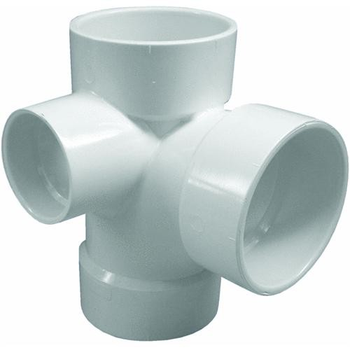 Genova Sanitary Tee With Left Side Inlet