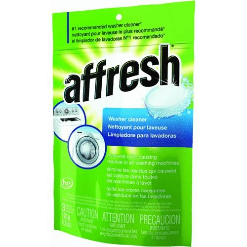 Whirlpool Corporation Affresh Washing Machine Cleaner