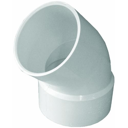 Genova 45 degrees PVC Elbow Street (1/8 Bend)