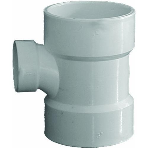 Genova PVC Reducing Sanitary Tee
