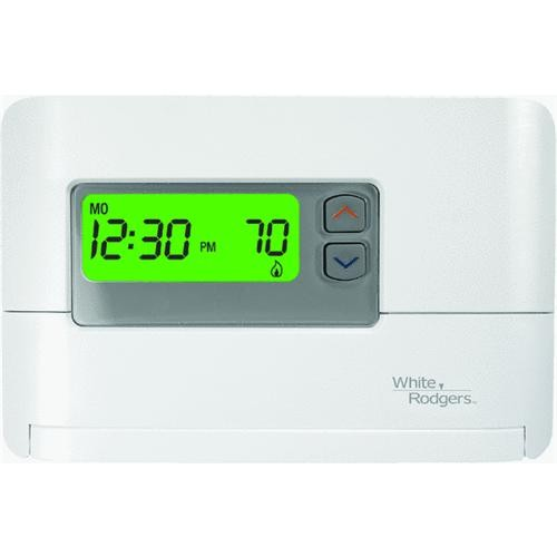 White-Rodgers/Emerson 5-1-1 Programmable Digital Thermostat