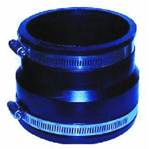 Fernco Corrugated to PVC Connector