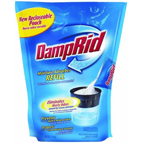 William Barr DampRid Moisture Absorber Refill