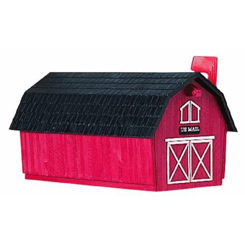 Flambeau Prod. Barn Mailbox