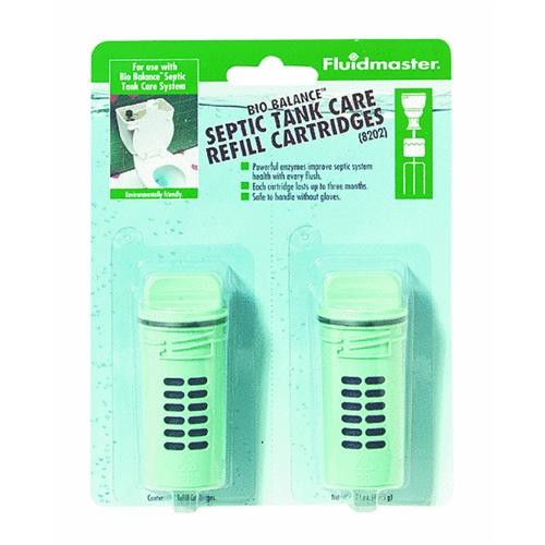 Fluidmaster Septic Tank Care Toilet Cartridge