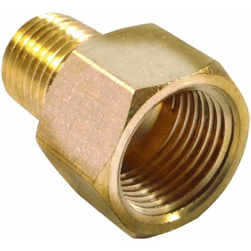 Forney Industries Brass Reducer Adapter