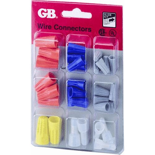 GB Electrical Gardner Bender WireGard Assorted Wire Connector
