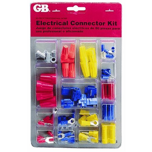 GB Electrical Connector And Wire Terminal Kit
