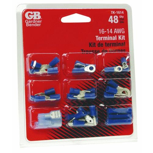 GB Electrical Wire Terminal Kit