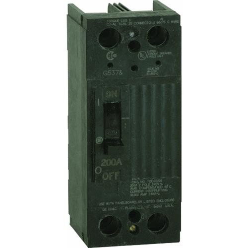 GE Industrial Dept. GE Main Circuit Breaker