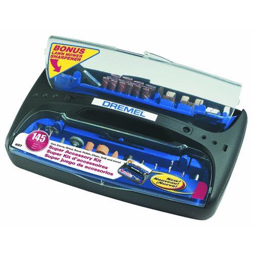 Dremel Dremel 145-Piece Super Rotary Tool Kit