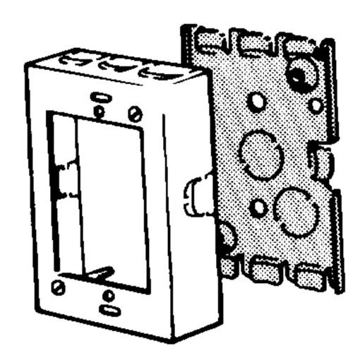 Wiremold Shallow Outlet Box