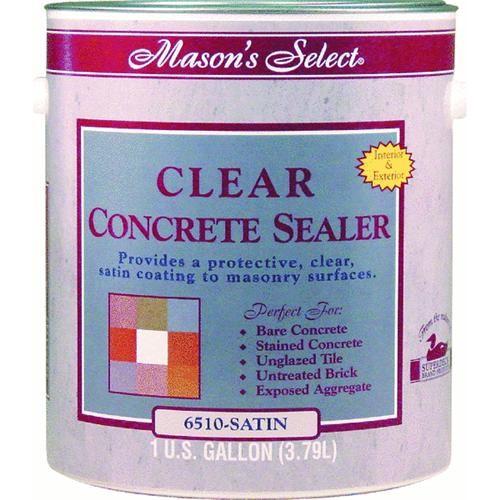 Duckback Prod. Low VOC Mason's Select Clear Concrete Sealer