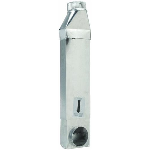 Dundas Jafine 90 Inlet Aluminum Dryer Vent Duct