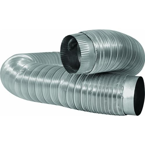Dundas Jafine Aluminum Duct With Collar