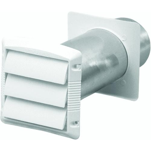 Dundas Jafine 3-Louver Dryer Vent Hood